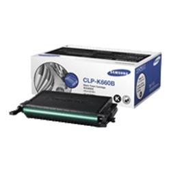 Samsung 5.5k Black Toner Cartridge for CLP610/660 Series