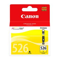 Canon Original ChromaLife 100+ Yellow Ink Tank CLI-526Y