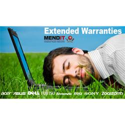 Mend IT Collect & Return Warranty 2nd/3rd Years £0-£250 All Brands excluding Apple, Samsung, Toshiba & HP