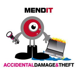 Mend IT Accidental Damage + Theft 3 Year (Unit Value £701-£1000)