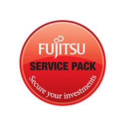 Fujitsu Service Pack On-Site Extended Service Agreement 3 Years