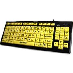 Ceratech Accuratus Key Monster HIVIS Keyboard