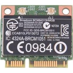 HPE HP Broadcom 4313GN 802.11b/g/n 1x1 WiFi and 20702 Bluetooth 4.0