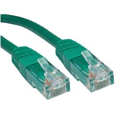 Cables Direct Cat 6 Ethernet Network Cables Green 2m
