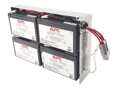 APC Battery Replacement Kit for SU1000RM2U / RMI2U