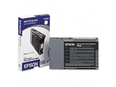 Epson T5438 - Print cartridge - 1 x pigmented matte black