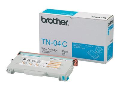 Brother TN-04C Cyan Toner Cartridge
