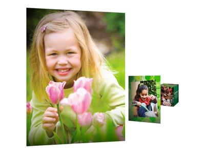 HP Everyday Semi-Gloss Photo Paper-100 sheet/A4/210 x 297 mm
