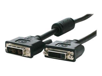 StarTech.com 10 ft DVI-D Single Link Monitor Extension Cable - M/F
