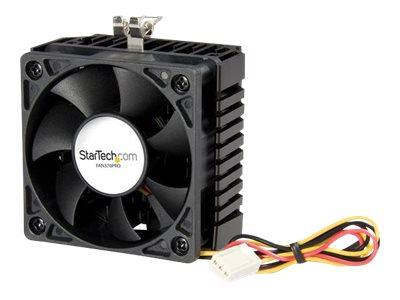 StarTech.com 65x60x45mm Socket 7/370 CPU Cooler Fan with Heatsink & TX3 connector