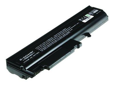 PSA Parts IBM ThinkPad T40, T41, R50 Main Battery Pack CBI0857A - laptop battery - Li-Ion - 4400 mAh