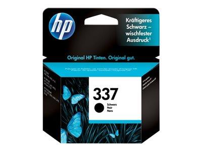 HP 337 Black Original Ink Cartridge