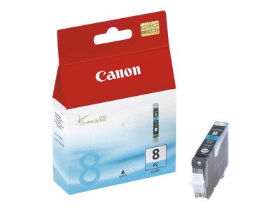 Canon CLI 8PC - Ink tank - 1 x photo cyan