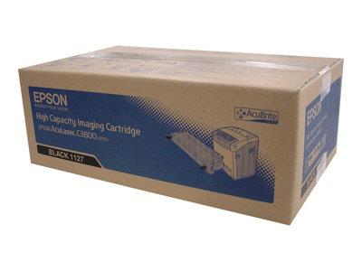 Epson C13S051127 C3800 Black High Capacity Cartridge