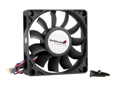 StarTech.com 70x15mm Replacement Ball Bearing Computer Case Fan with TX3 Connector