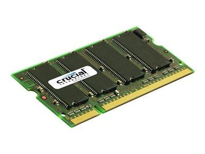 Crucial 2GB 200PIN DDR2 PC2-5300 NON ECC