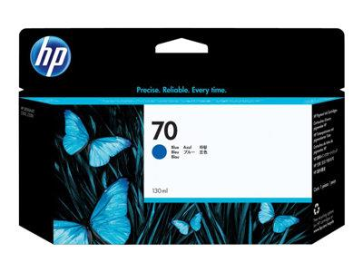 HP 70 130-ml Blue Ink Cartridge