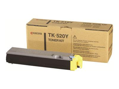 Kyocera Yellow Toner for FS-C5015N