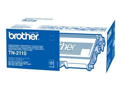 Brother TN2110 - Toner cartridge - 1 x black