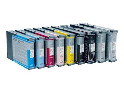 Epson T6054 Yellow Ink Cartridge for Stylus Pro 4800