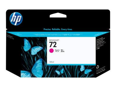 HP 72 130-ml Magenta Ink Cartridge for HP Designjet T1200,  T620,  T770, T1100, T610 Printers