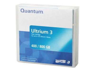 Quantum LTO 3 Ultrium 400/800GB Data Cartridge