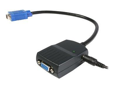 StarTech.com 2 Port VGA Video Splitter - USB Powered