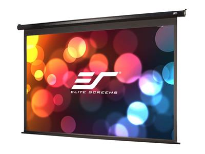 "Elite Screens 84"" Manual Screen- 16:9, Black"