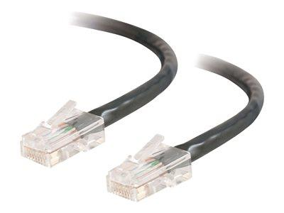 C2G 10m Cat5E 350 MHz Assembled Patch Cable - Black