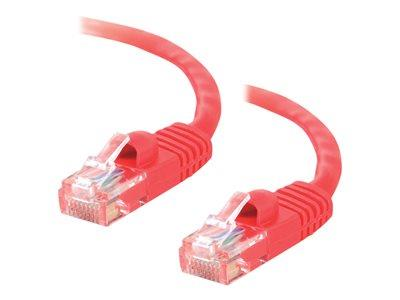 C2G 7m Cat5E 350 MHz Snagless Patch Cable - Red