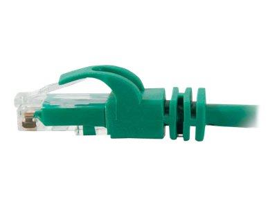 C2G 5m Cat6 550 MHz Snagless Patch Cable - Green