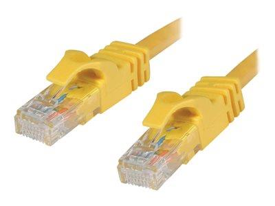 C2G 10m Cat6 550 MHz Snagless Patch Cable - Yellow