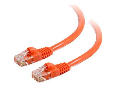 C2G 5m Cat5E 350 MHz Snagless Patch Cable - Orange