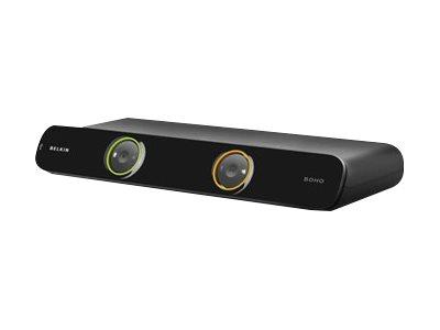 Belkin OmniView Soho Series 2-Port USB Dual Headed KVM