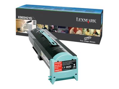 Lexmark 30K High-yield Black Toner