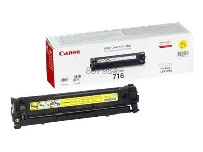 Canon 716 Yellow Toner for LBP5050