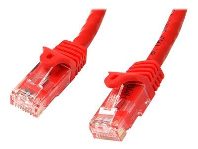 StarTech.com 25ft Red Cat6 Patch Cable