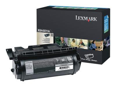 Lexmark C52X Black Return Program Ton