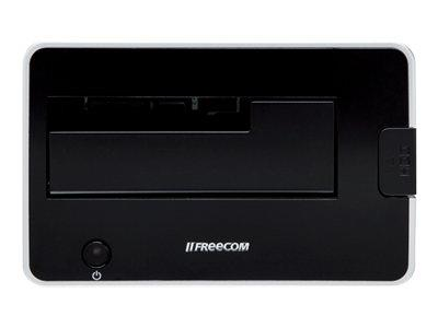 "Freecom Hard Drive Dock Quattro For 2.5 / 3.5"" SATA HDDs"