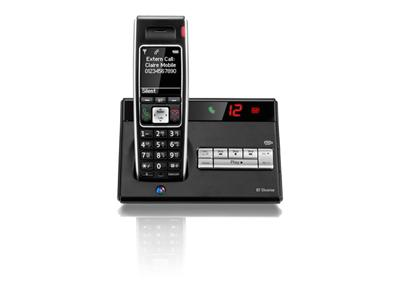 BT Diverse 7450 R Cordless Phone with Answer Machine