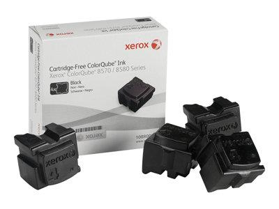 Xerox - Solid inks - 4 x black