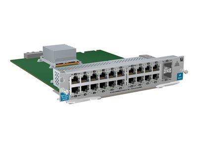 HPE 20-port Gig-T Expansion MD