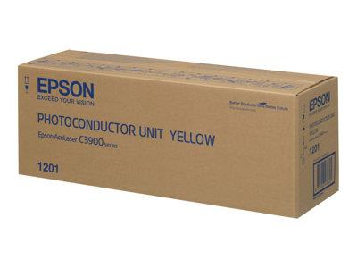 Epson S051201 Yellow Photoconductor Unit