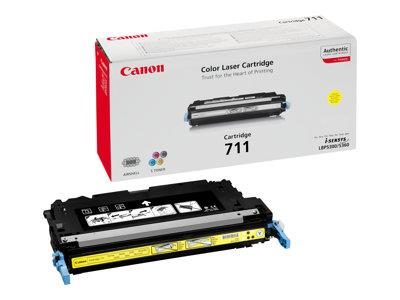 Canon Yellow Cartridge Type 711