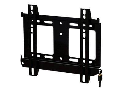 "Peerless-AV Peerless  Locking Flat Wall Mount For 15-37"" LCD Screens, Vesa 2x2"