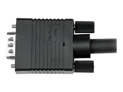 StarTech.com 15m Coax High Resolution Monitor VGA Cable - HD15 M/M