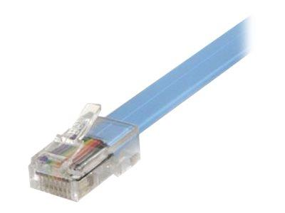 StarTech.com 6 ft Cisco Console Rollover Cable - RJ45 Ethernet M/M