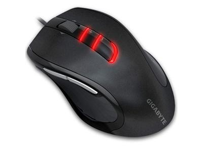 Gigabyte M6900 Optical Gaming Mouse - 7 button - USB - black