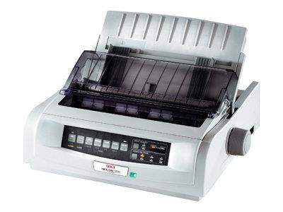 OKI Microline 5520eco Mono Dot-Matrix Printer