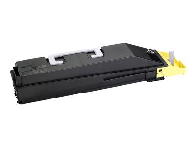 Kyocera TK 855Y - Toner kit - 1 x yellow - 18000 pages